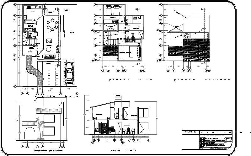 Planta Arquitectónica