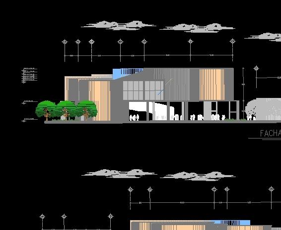 Descarga gratis escuela planos y bloques en autocad for Curso arquitectura software