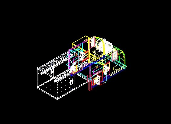 Transmision Banda 3D