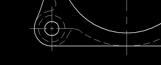 Despiece de una rueda giratoria