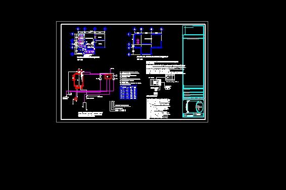 Descarga gratis cuarto de maquinas planos y bloques en for Habitacion 3d autocad