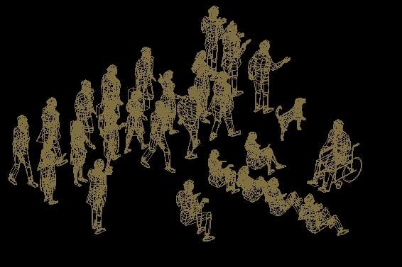 Figura Humana 3d