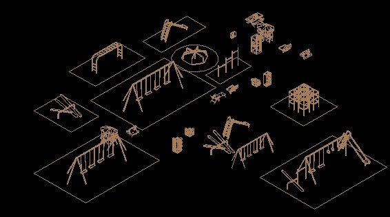 juegos exterior_ Parque