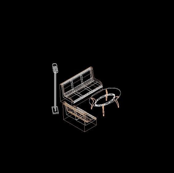 Sillones 3d descarga gratis de planos archivos y for Planos de sillones