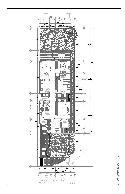 casa de 1 nivel