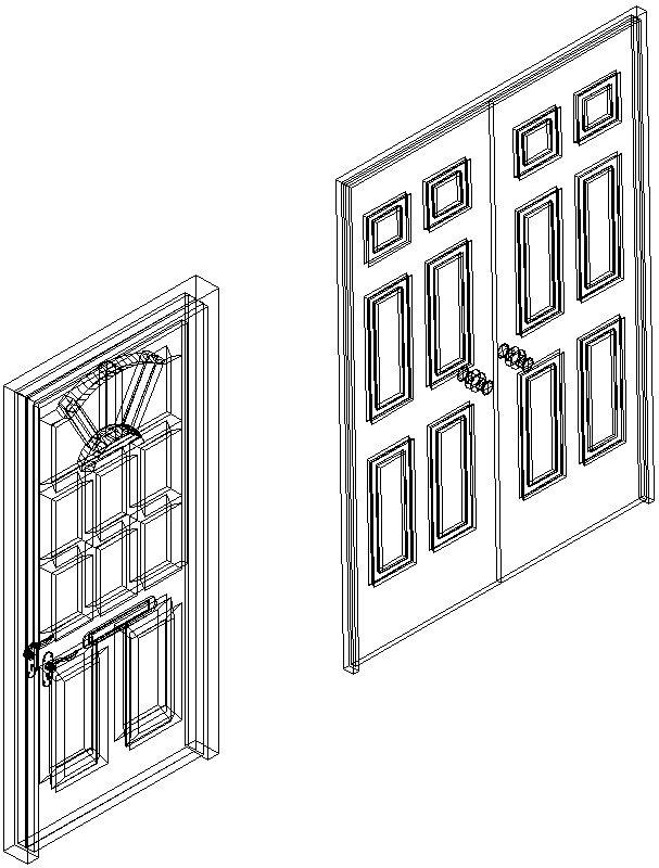 Puertas 3D
