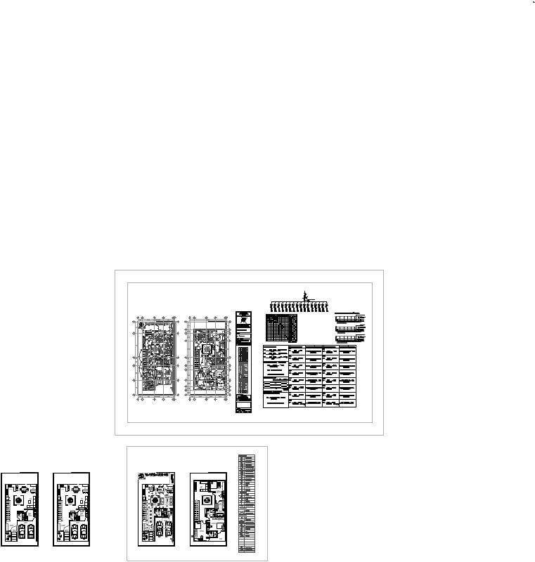 Planos de instalaciones electricas de una casa