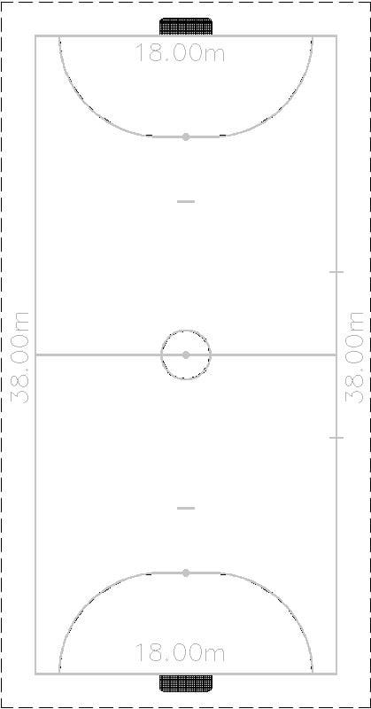 cancha futbol sala