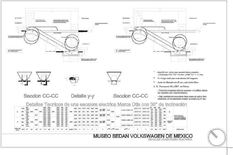 Configuracion Escalera Electrica 30 Otis