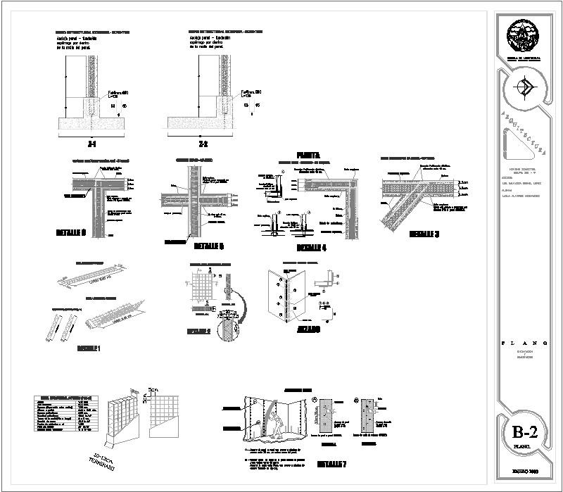 Estructura De Panel W