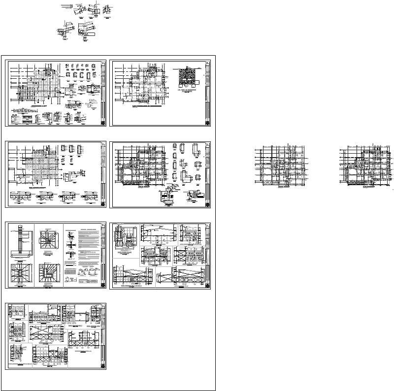 estructura de techo de nave industrial