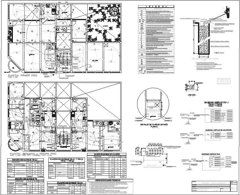 Plano Instalacion Electrica