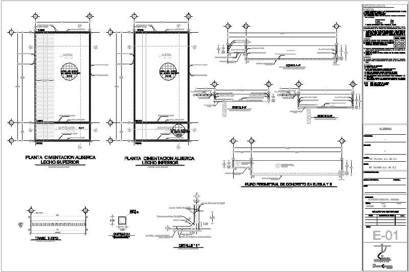 Esttructural Alberca