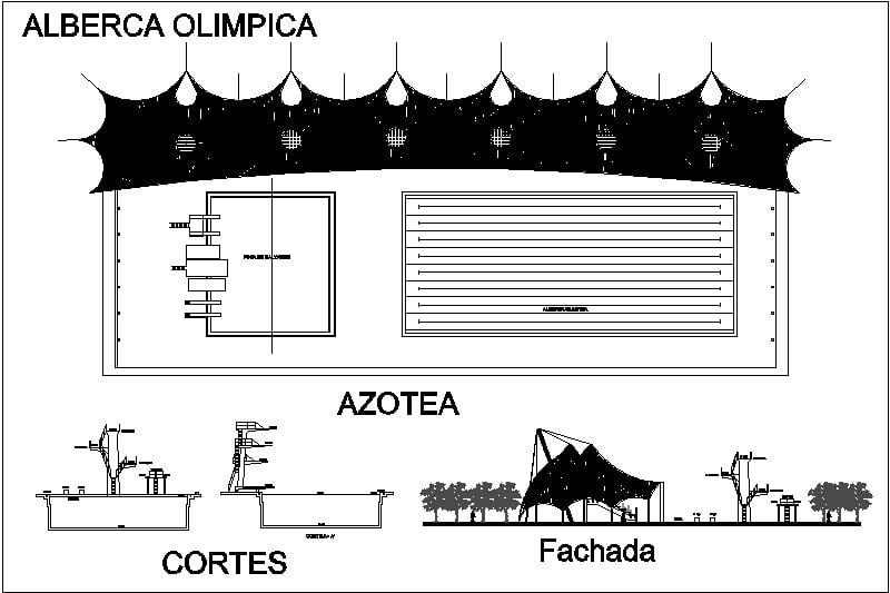 alberca olimpica