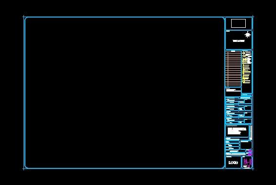 Descarga gratis pie de plano planos y bloques en for Pie de plano arquitectonico pdf