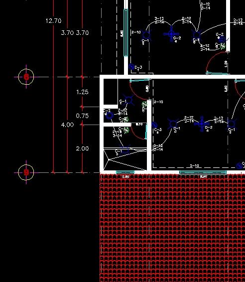 Descarga gratis instalacion electrica planos y bloques for Plano instalacion electrica