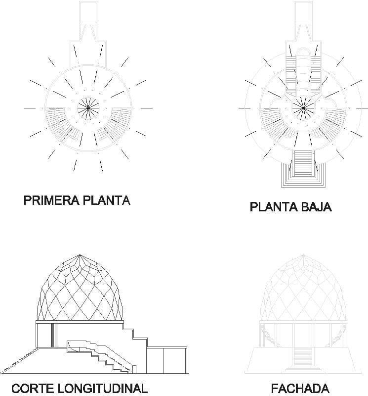 Pabellon De Cristal