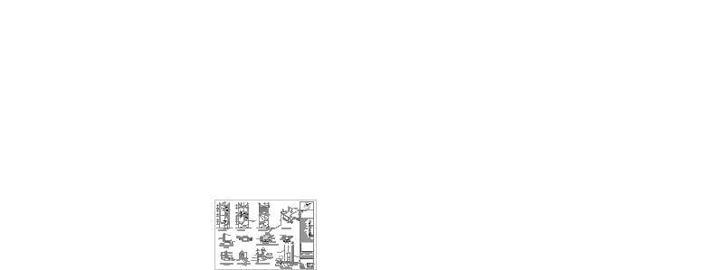 Ejemplo de plano hidrosanitario