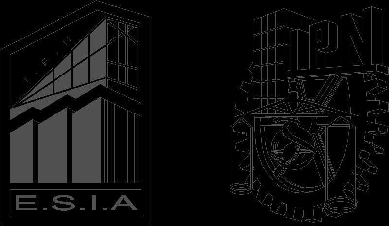 Logo Esia y Insttuto Politécnico Nacional