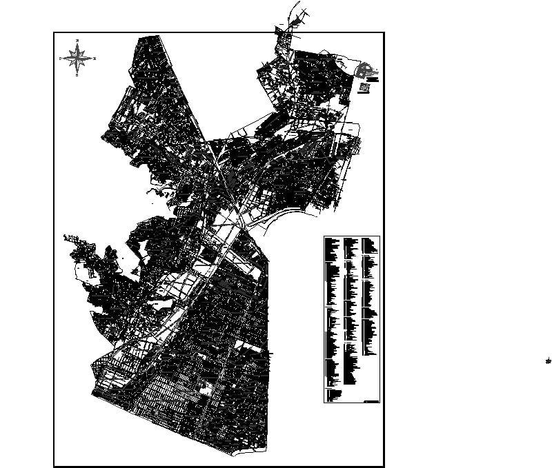 Plano Ecatepec de Morelos