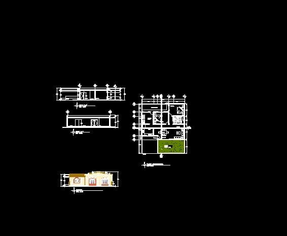 casa habitacion 1 planta
