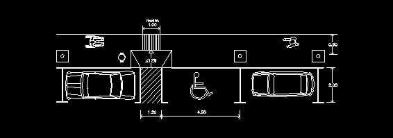 detalle accesibilidad minusvalido