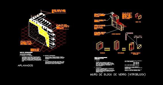 Detalle Muro Blokhueco