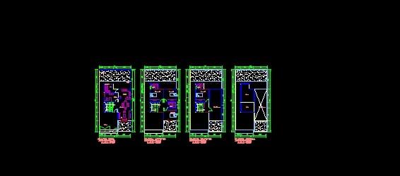 Casa Habitación 4 niveles