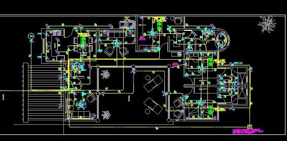 Descarga gratis instalaci n el ctrica con simbolog a for Plano instalacion electrica