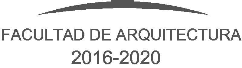 Logo Facultad de Arquitectura BUAP