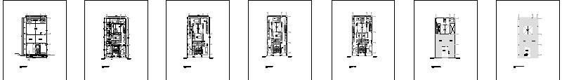 plano edificio 5 plantas