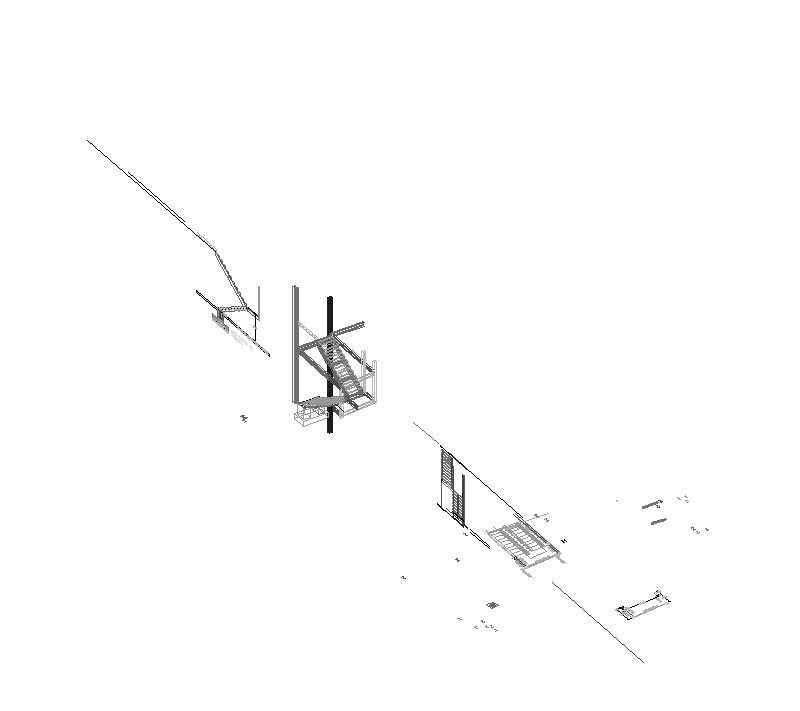 plano casa en muros confinados