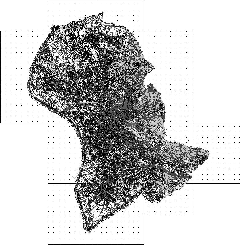 Cartografía Granada