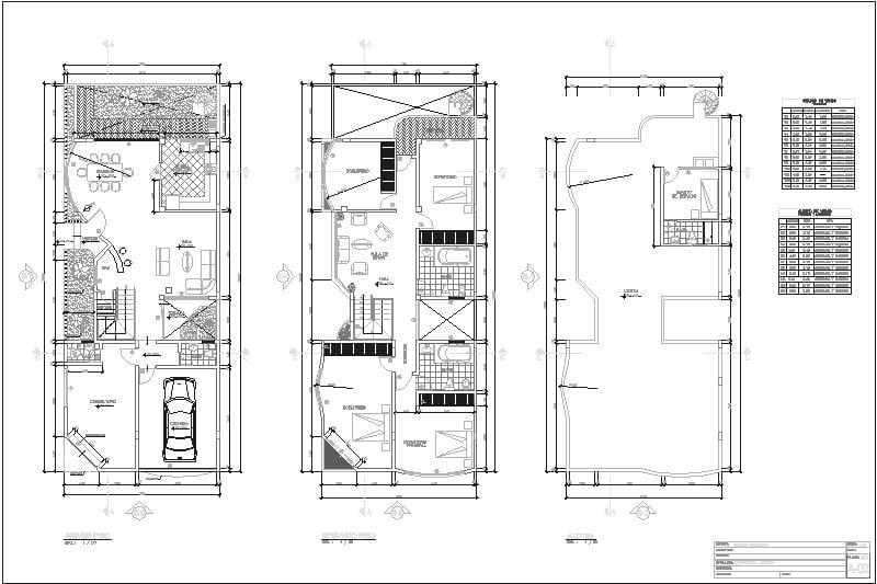 Casa 2 niveles