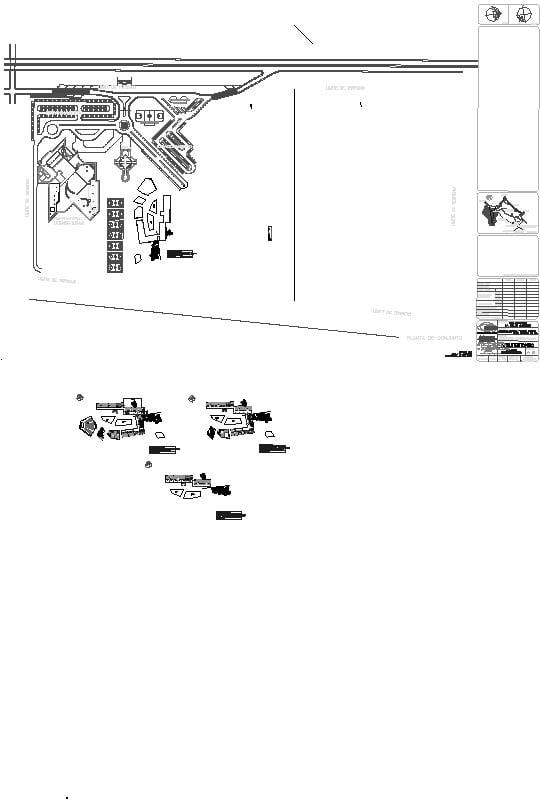plano propuesta la salle