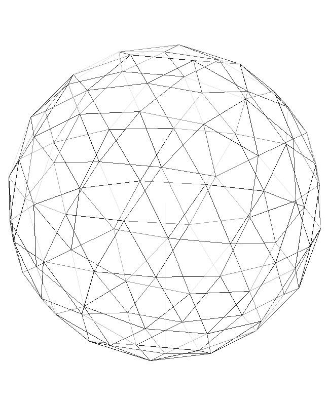 Esfera GeodÉsica 3d