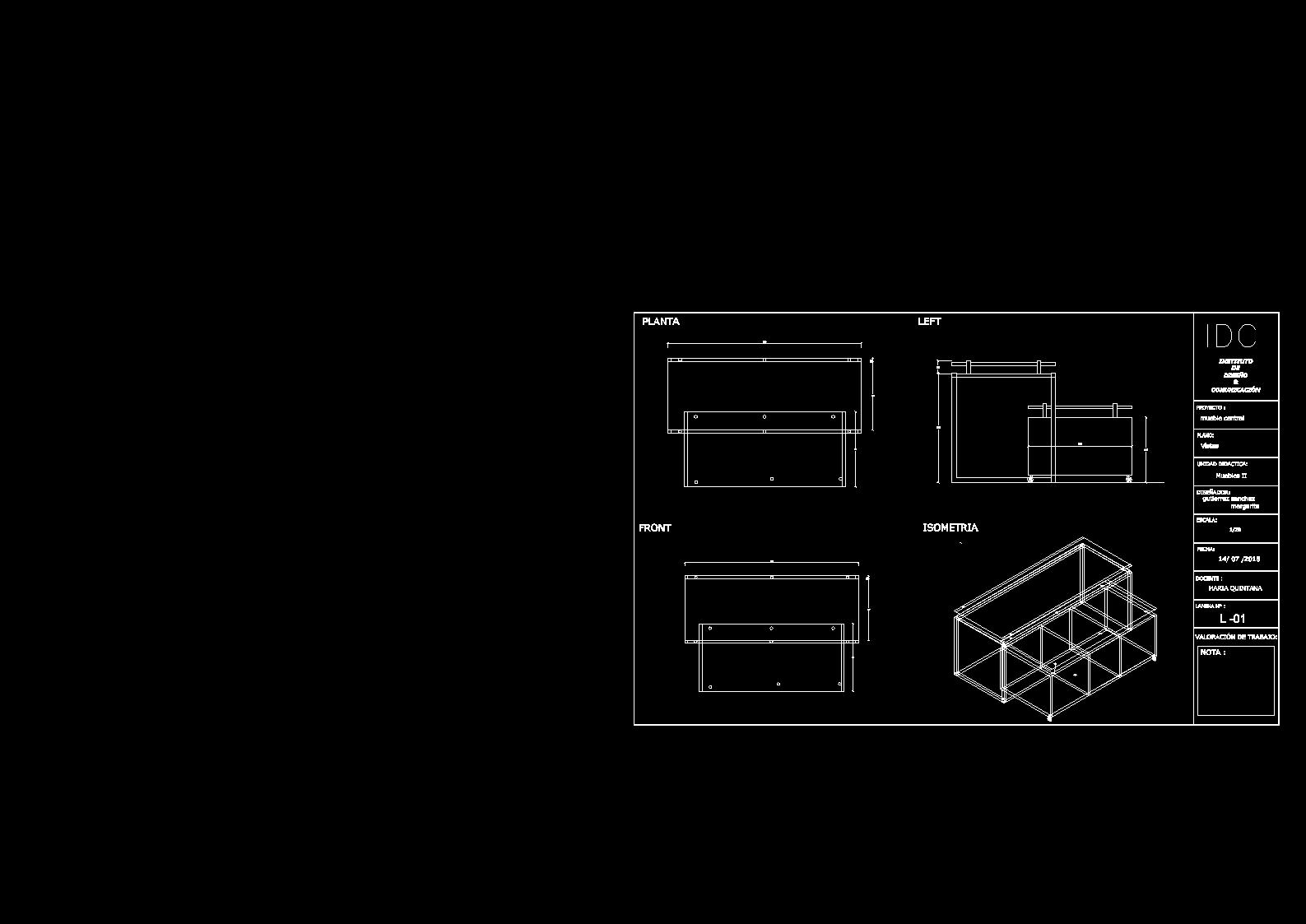 Bloques Autocad Descarga Gratis De Planos Archivos Y Bloques  # Muebles Ripley Santiago