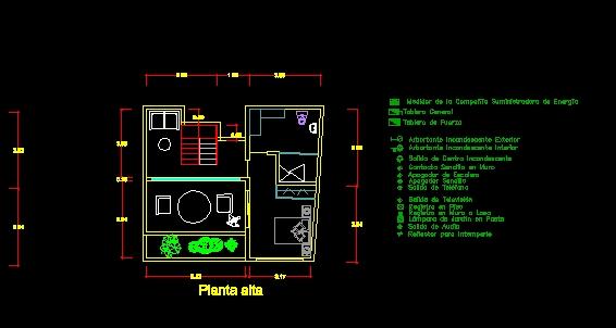 casa habitacion 2 niveles