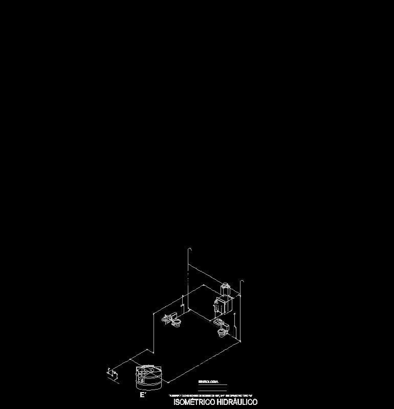 Planos isometrico