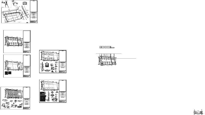Plano Estructural De Bodega