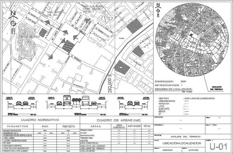 plano de ubicacion